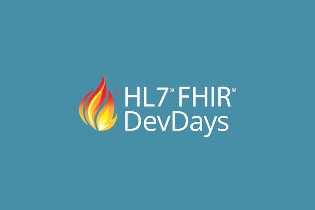 HL7 FHIR DevDays | Personal Connected Health Alliance
